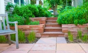 Selecting Landscaping Stone - stone patio