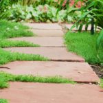 Selecting Landscaping Stone - stone walkway