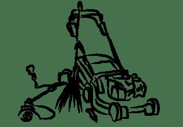 Yard Maintenance Mowing