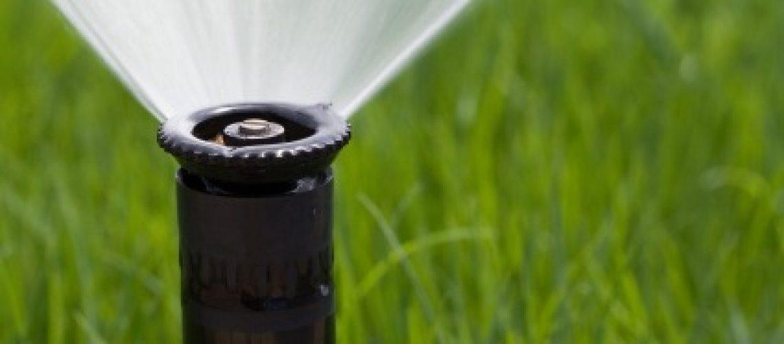 Preparing Lawns and Sprinklers for Fall - close up of sprinkler head.jpg